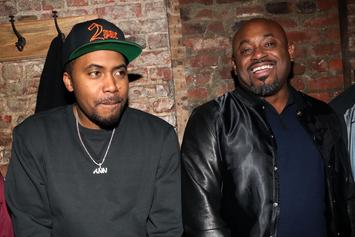 """Nas' Original Version Of """"Ether"""" Was Terrible, According To Steve Stoute"""