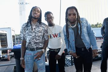 "Migos' ""Culture 2"" Is ""Better Than The First,"" According To Lil Yachty"