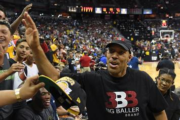 LaVar Says He'll Send Donald Trump Some Big Baller Brand ZO2s
