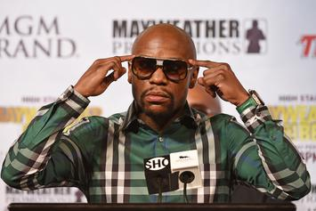 Floyd Mayweather's Beverly Hills Mansion Got Burglarized