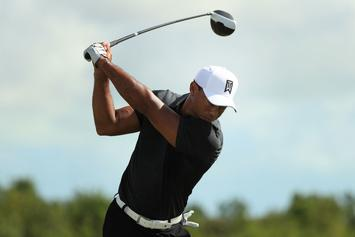 Tiger Woods Returns To Golf At Hero World Challenge: Fans Rejoice