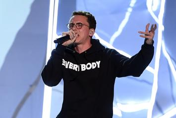 """Logic Explains Why He Was Nervous To Drop """"1-800-273-8255"""" Video"""