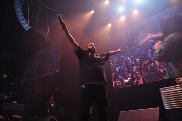DJ Khaled's Birthday Party Attended By Chris Brown, Snoop Dogg & More