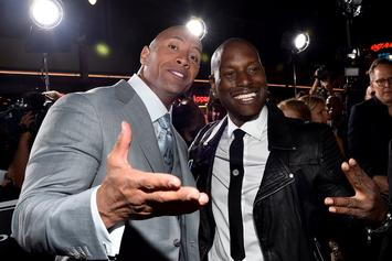 "Dwayne ""The Rock"" Johnson Doesn't Want To Be ""Dragged Into"" Tyrese Drama"