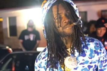 """Chief Keef Drops Off New Video For """"Text"""""""