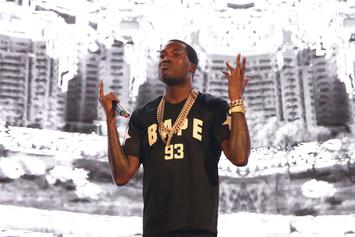 Meek Mill's Lawyers File New Bail Motion, Continue Appeal Process
