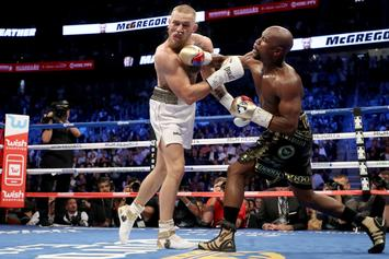 """Floyd Mayweather: I """"Carried"""" Conor McGregor To Make Fight Look Good"""