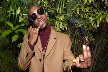 "Snoop Dogg Hangs With Caitlyn Jenner At GQ's ""Men Of The Year"" Party"