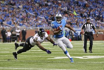 Reggie Bush Announces Retirement From The NFL During Live Broadcast