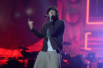 """Eminem Goes In Depth On """"Revival,"""" His Place In Modern Music & More"""