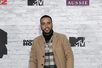 """French Montana Reportedly Dating """"Basketball Wives"""" Star Evelyn Lozada"""