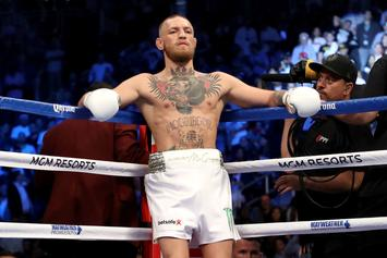 Conor McGregor Trolls Floyd Mayweather Over Rumored UFC Deal
