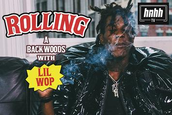 """Lil Wop Says He Eats """"Like A White Bitch"""" When He Has Munchies On """"How To Roll"""""""