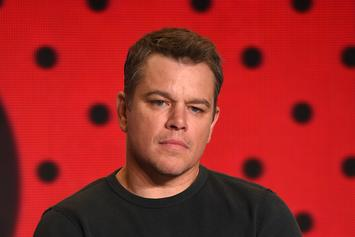"""Petition To Remove Matt Damon From """"Oceans 8"""" Gains Over 20K Signatures"""