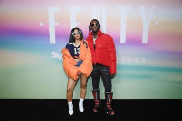"Cardi B Defends Her Decision To Say Offset's Name In ""Bartier Cardi"""