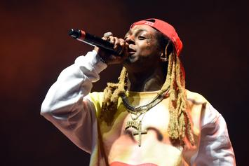 "Lil Wayne Shares Tracklist For ""Dedication 6"""