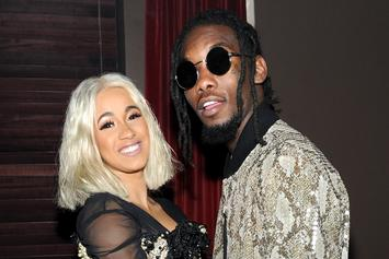 Cardi B & Offset Reportedly Don't Believe Celina Powell Is Pregnant With Offset's Baby