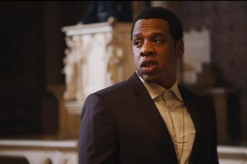 "Jay-Z & Beyonce Star In The Personal ""Family Feud"" Video"