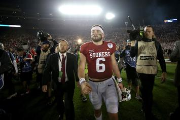 """Georgia LB Calls Out Baker Mayfield After Rose Bowl: """"Humble Yourself"""""""