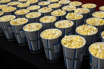 Does Anyone Even Go to The Movies? Box Office Numbers Hit 25-Year Low