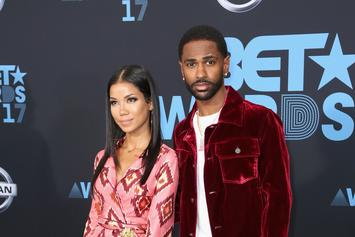 Big Sean & Jhene Aiko Hit The Hills For A Hiking Adventure