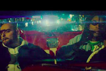"Berner & Wiz Khalifa Cruise Around The City In The ""Gettin' It"" Video"
