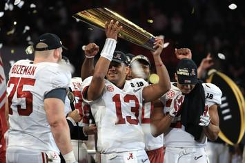 Alabama Comes From Behind, Beats Georgia In Epic National Championship