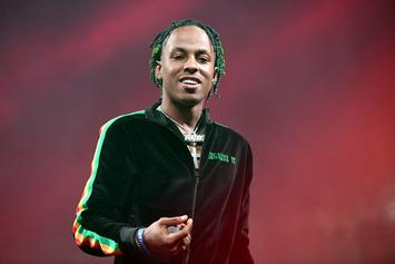 Rich The Kid & Manager Taken Off Plane After Allegedly Uttering Threats