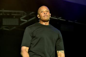 "Dr. Dre Reportedly Teases ""Detox""; Says He's Working On New Music Right Now"