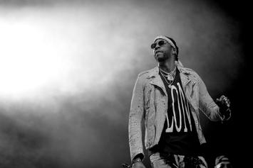2 Chainz Hasn't Lost His Jump Shot After Recovering From Serious Leg Injury