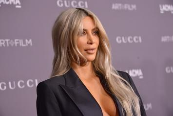 Kim Kardashian Flaunts Her Fit Figure Post Surrogate Birth