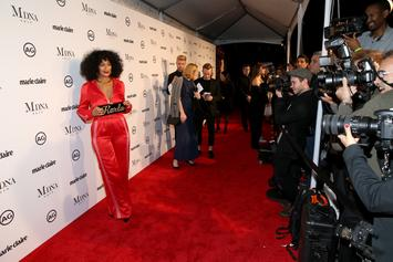 """Black-ish"" Star Tracee Ellis Ross Confirms Salary Re-Negotiation Rumors"