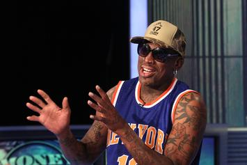 """Dennis Rodman Reportedly Leaves Rehab To Begin """"Long Term Treatment"""""""