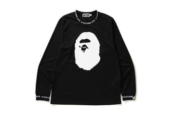 BAPE Debuts New Capsule Collection Featuring Signature Ape Head