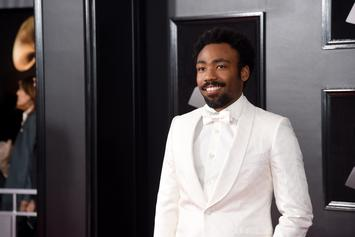 "Childish Gambino Makes Grammy Debut With Performance of ""Terrified"""