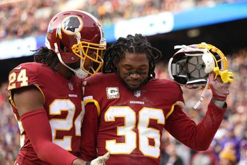 Redskins' D.J. Swearinger Rips Team After Alex Smith, Kendall Fuller Trade