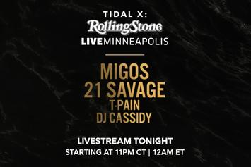Stream Rolling Stone Live: Featuring Migos, 21 Savage & T-Pain