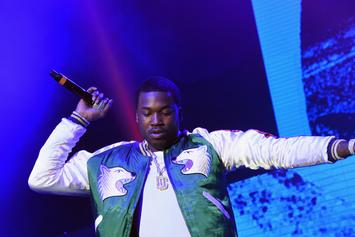 Meek Mill's Lawyers File Documents To Nullify His Sentence