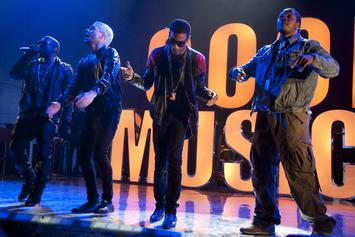 G.O.O.D Music Is Hosting A Mysterious Free Show In Los Angeles