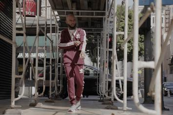 """All-Star Flex: Tory Lanez Links With Adidas and Champs Sports For """"Maroon Pack"""""""