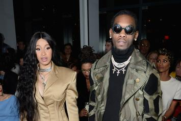 Offset Says Cardi B Isn't Pregnant