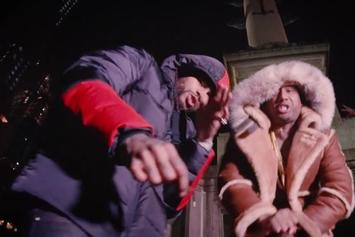 "Maino Links Up With Dave East & Jaque For New Video ""Bag Talk"""