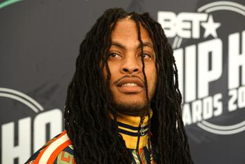 Waka Flocka Saves Fan Taking Selfie From Getting Hit By A Car
