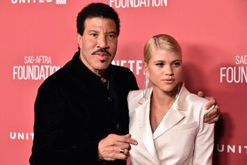 """Lionel Richie Says Sofia Richie's Relationship With Scott Disick Is """"Just A Phase"""""""