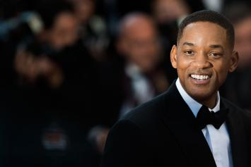 "Will Smith Congratulates ""Black Panther"" For Shattering ""False Hollywood Beliefs"""