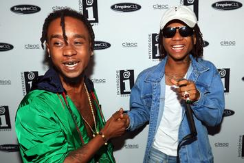 "Rae Sremmurd & Travis Scott Wrap Up New Music Video For ""SremmLife 3"""