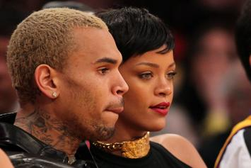 "Chris Brown And Rihanna ""Talk All The Time"": Report"