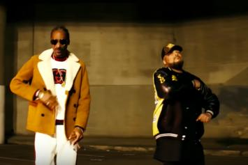 "Snoop Dogg & Kokane Deliver ""Doggytails"" Visuals"