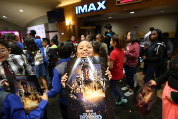 """Black Panther"" Fans Rejoice; Atlanta Airport Offering Flights To Wakanda"