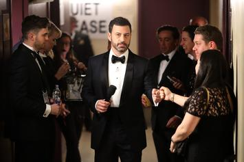 Jimmy Kimmel Wants People to Weigh in On Crisis In Wakanda
